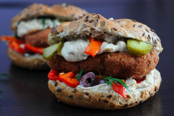 Enquête CLCV plats végétariens et végan