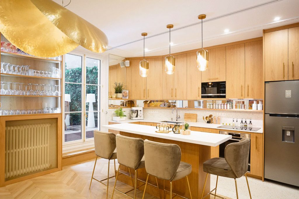 Architecte de cuisine